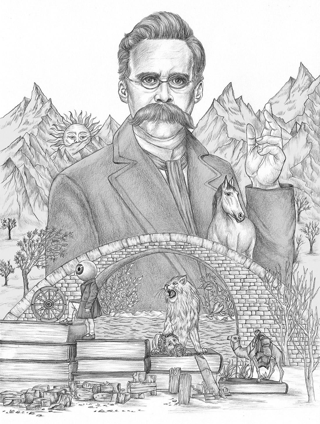 El Retrato de Nietzsche